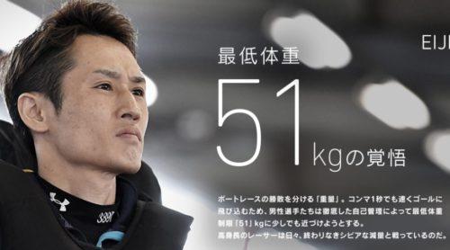 『白井英治』51kgの覚悟【ボートレーサーコラム】