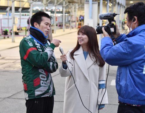 【実はsexy】東スポボートレースレポーター【嶋村瞳】