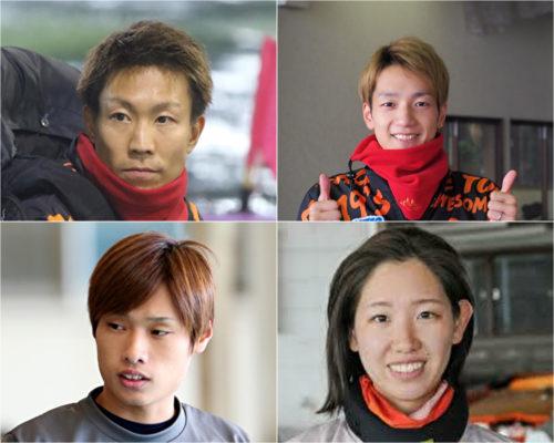 偉大な【大阪支部】のSG〝DNA〟を受け継ぐ者たち・大阪支部は楽しみな若手も多い
