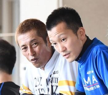 【貴浩西山のキャビらない話】引退した今村豊さんには…人類の進化の過程を教えてもらいました(笑)