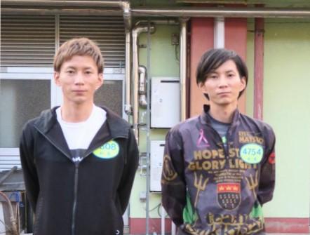 双子の松尾兄弟が初日のスタンドを沸かせる・1着シンクロ【津ボート・GⅠ開設68周年記念】