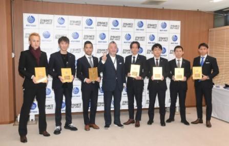 『ゴールデンレーサー賞』の授与式実施7選手に認定証授与・各選手コメント